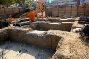 Geotechnische Baugrund- und Gründungsgutachten