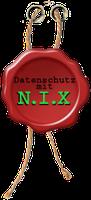 Dattenschutz mit N.I.X.